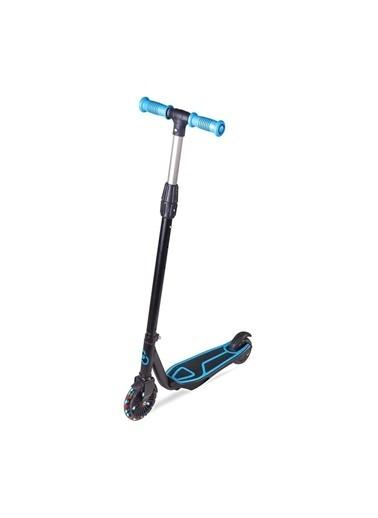 Furkan Toys Cool Wheels 2 Tekerlekli Mavi Işıklı Çocuk Scooter +5 Yaş Renkli